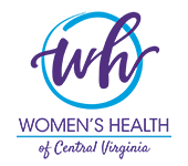 Women's Health of Central Virginia Logo